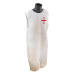 Templar Knight Tunic (White)
