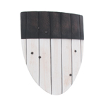 Templar Knight Shield (White)