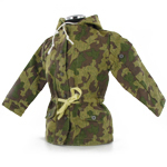 Camo Zeltbann winter jacket