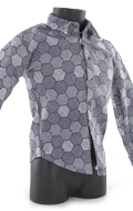 Patterned shirt (Purple)