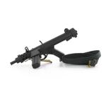 Pistolet mitrailleur Sterling MK7A4 court avec sangle