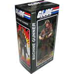 figurine Rock & Roll Machine Gunner
