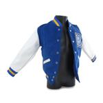 Varsity Jacket (Blue)