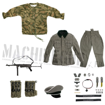 Set officier Wehrmacht