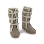 Snow Boots (Beige)