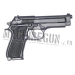 Pistolet Beretta M9 (Noir)