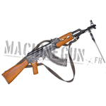 AK 47 (56 type) wood & metal