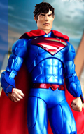 New 52 Superman Die Cast