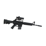 XM177 Assault Carbine (Black)