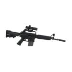 Fusil d'assaut XM177 (Noir)