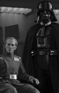 Pack Star Wars : Episode VI - Grand Moff Tarkin & Darth Vader