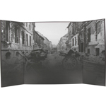 Berlin 1945 Diorama Background (Grey)