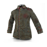 M1907 Tunic weathered