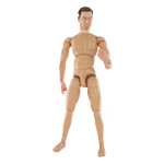 Heinrich Sager nude body