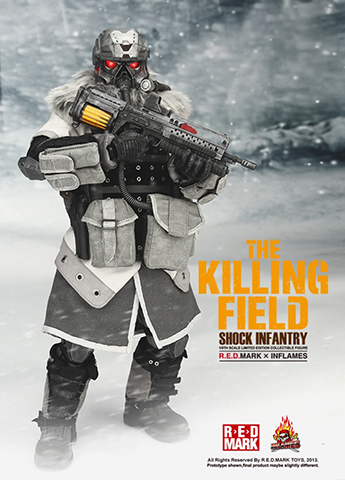 The Killing Field - Shock Infantry