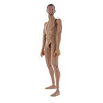 CIA Black nude body