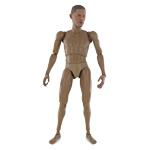 Black USMC nude body