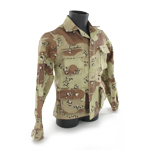 Desert battle dress uniform jacket