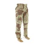 Pantalon BDU camouflage désert trois couleurs petit cailloux