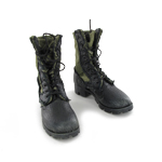 Olive drab panama jungle combat boots