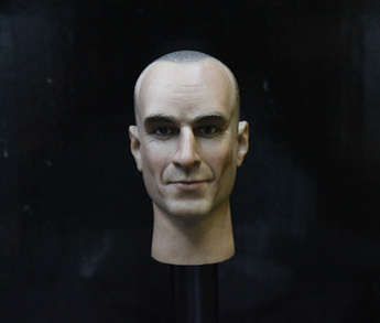 Headsculpt Daniel Day Lewis