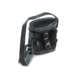 Leather Binoculars Case (Black)
