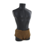 Suede Underwear (Brown)