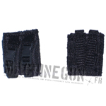 Pistol Double Magazine Pouch (Black)