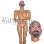 Figurine nue ODA Nouveau corps S2