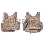 Battlelab Fast Attack Plate Carrier (FAPC) w/Fast Attack Rack (FAR) (Tan)