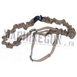 Rifle Sling - Bungee Single Point Type