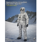 Special Forces Snow Field Operation Gear Set
