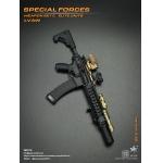 Special Force Weapon Set C Elite Units LVAW - The Unit 5.56 Assault Rifle (Black)