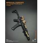 Special Force Weapon Set C Elite Units LVAW - The Team 5.56 Assault Rifle (Black)