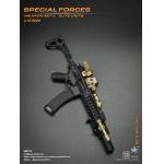 Special Force Weapon Set C Elite Units LVAW - Fusil d'assaut The Team 5.56 (Noir)
