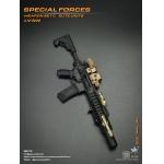 Special Force Weapon Set C Elite Units LVAW - Fusil d'assaut The Team .300 (Noir)