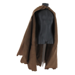 Hooded Cloak (Brown)