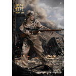Set The Soviets Female Soldier Sniper