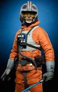 Star Wars - Luke Skywalker : Rogue Group Snowspeeder Pilot