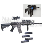 M4 carbine w/ working light