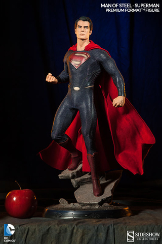 Man Of Steel - Superman Premium Format