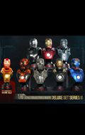 Iron Man 3 - Busts Deluxe Set Series 2
