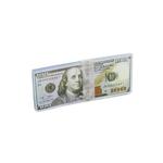 100 Dollars Banknotes (White)
