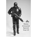 figurine Heavy Armoured Special Cop 2.0