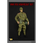 Set WWII Red Army Scout