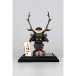 Series Of Empires - Black Buckhorn Moon Kabuto en métal (Helmet Edition)