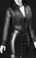Female Office Lady Set (Black)