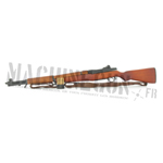 M1 Garand rifle (wood & metal)