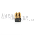 M1 garand plastic bullets clip