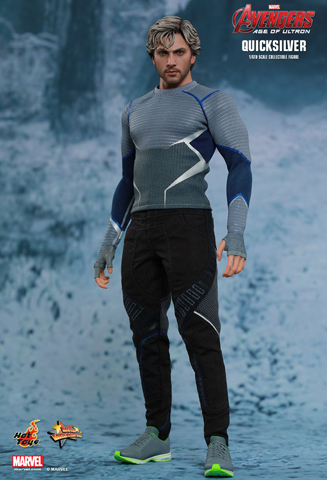 Avengers : Age Of Ultron - Quicksilver
